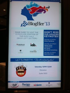 blogher sign