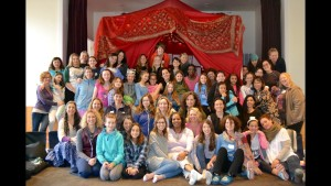 Red Tent group