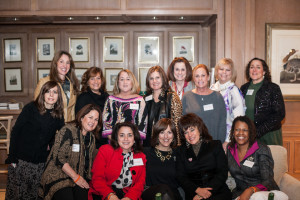 "The 2013 JWRP ""St. Louis Soul Sistas"" celebrate launch of JWS with Lori Palatnik and Pamela Fox Claman."